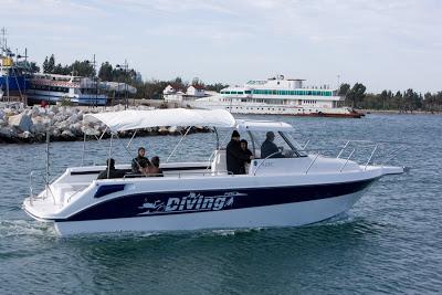 Dalış teknesi