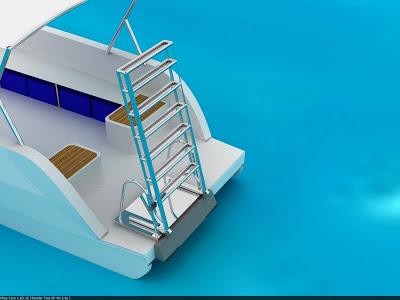 yüzme merdiveni