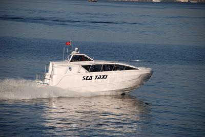 türkiye deniz taksi