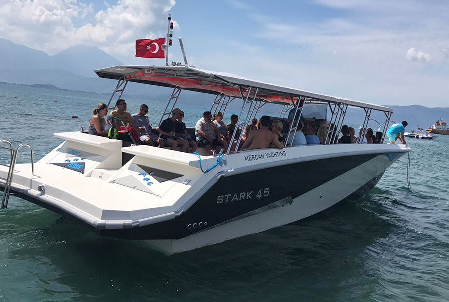 Passenger-boats