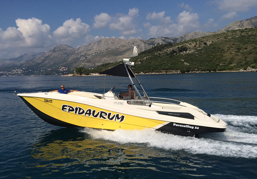 Parasailing Boat | Parasailing 34 - Parasailing Boat ...
