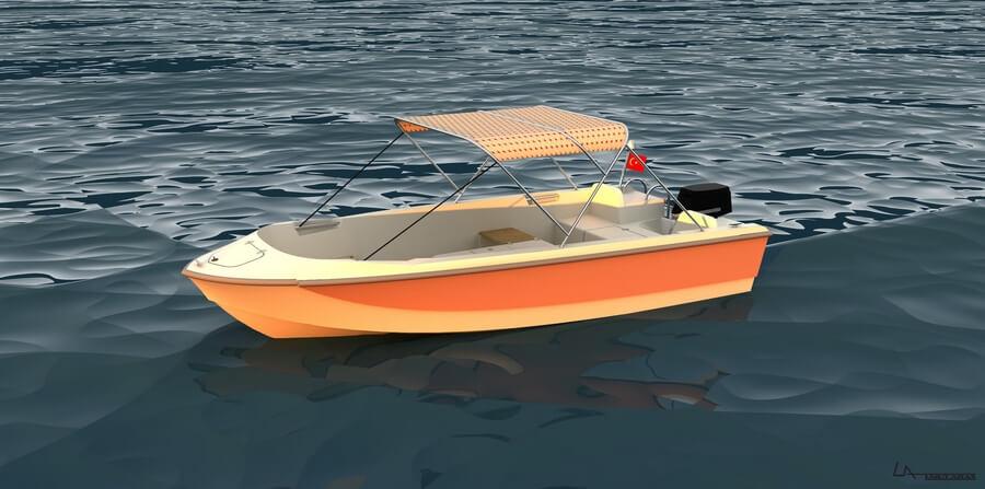 Small-boat-design