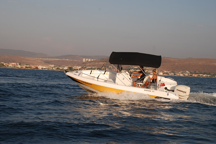 Sport fishing boats bofor 19 fishing boat design for Best sport fishing boats